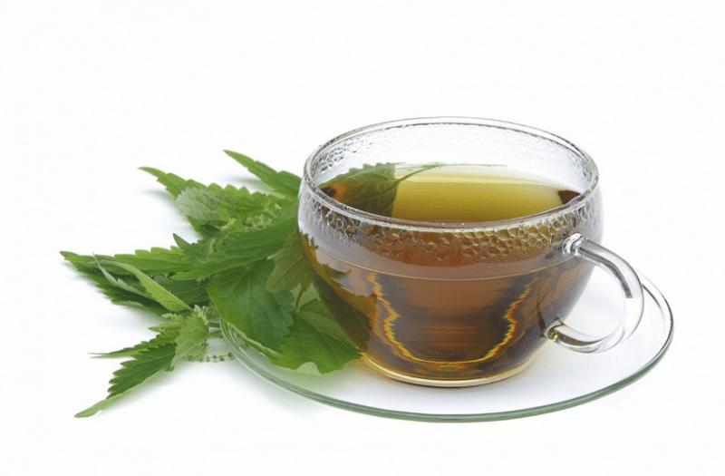 Зелёный чай и потенция